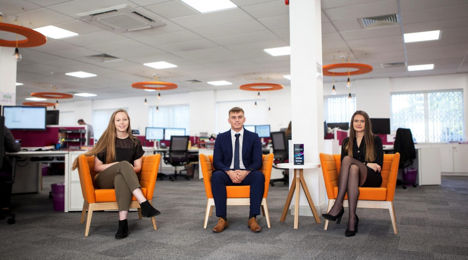 Bradford law firm welcomes its new intake of…