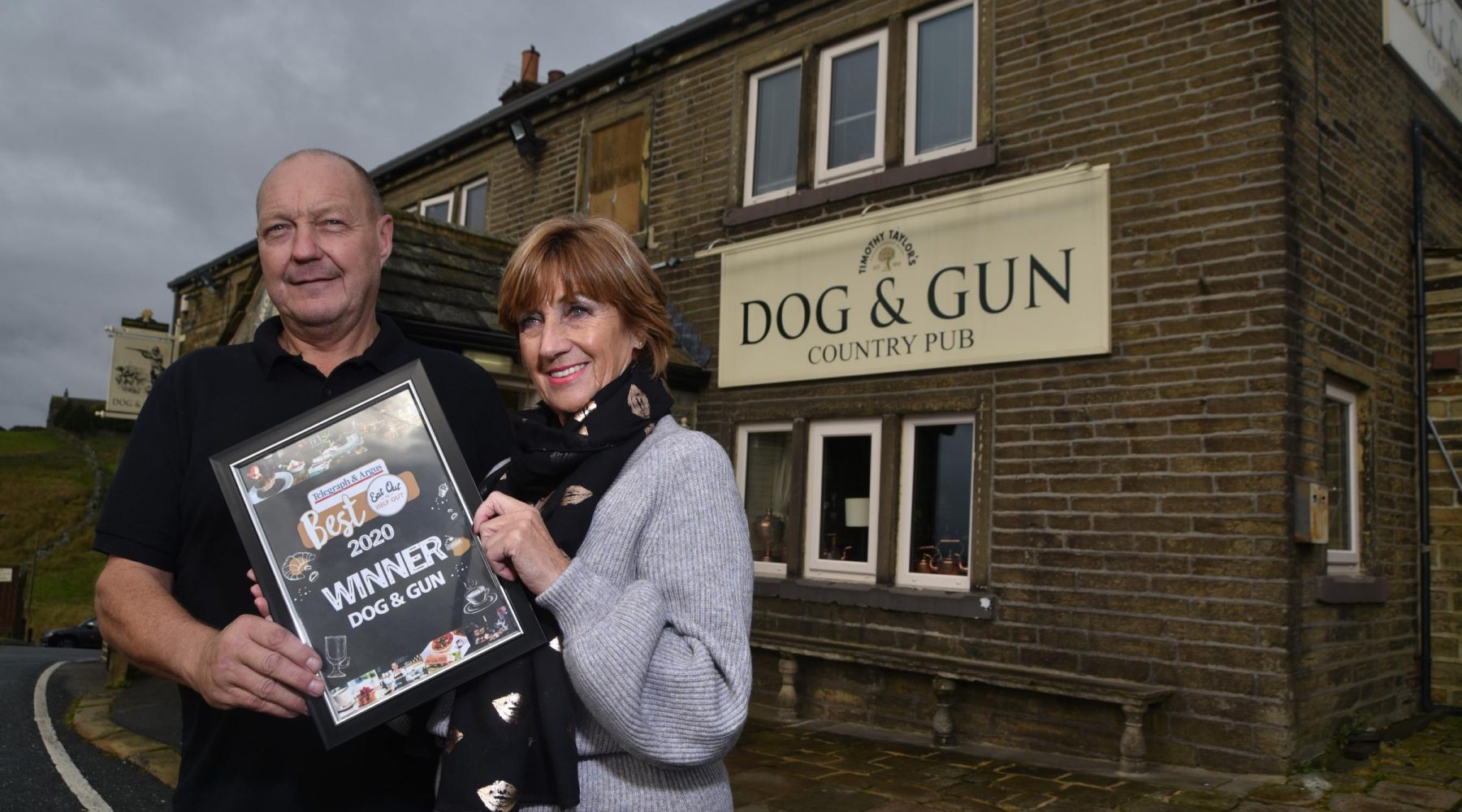 T&A readers chose Oxenhope pub as Best Eat…