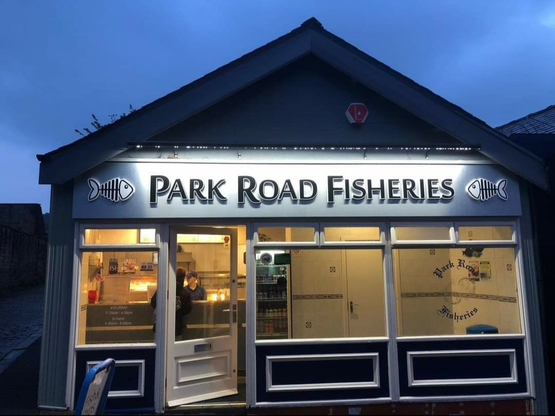 £500 raised in chippy appeal