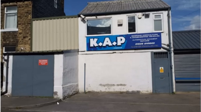 Expansion of Keighley business is approved – despite…