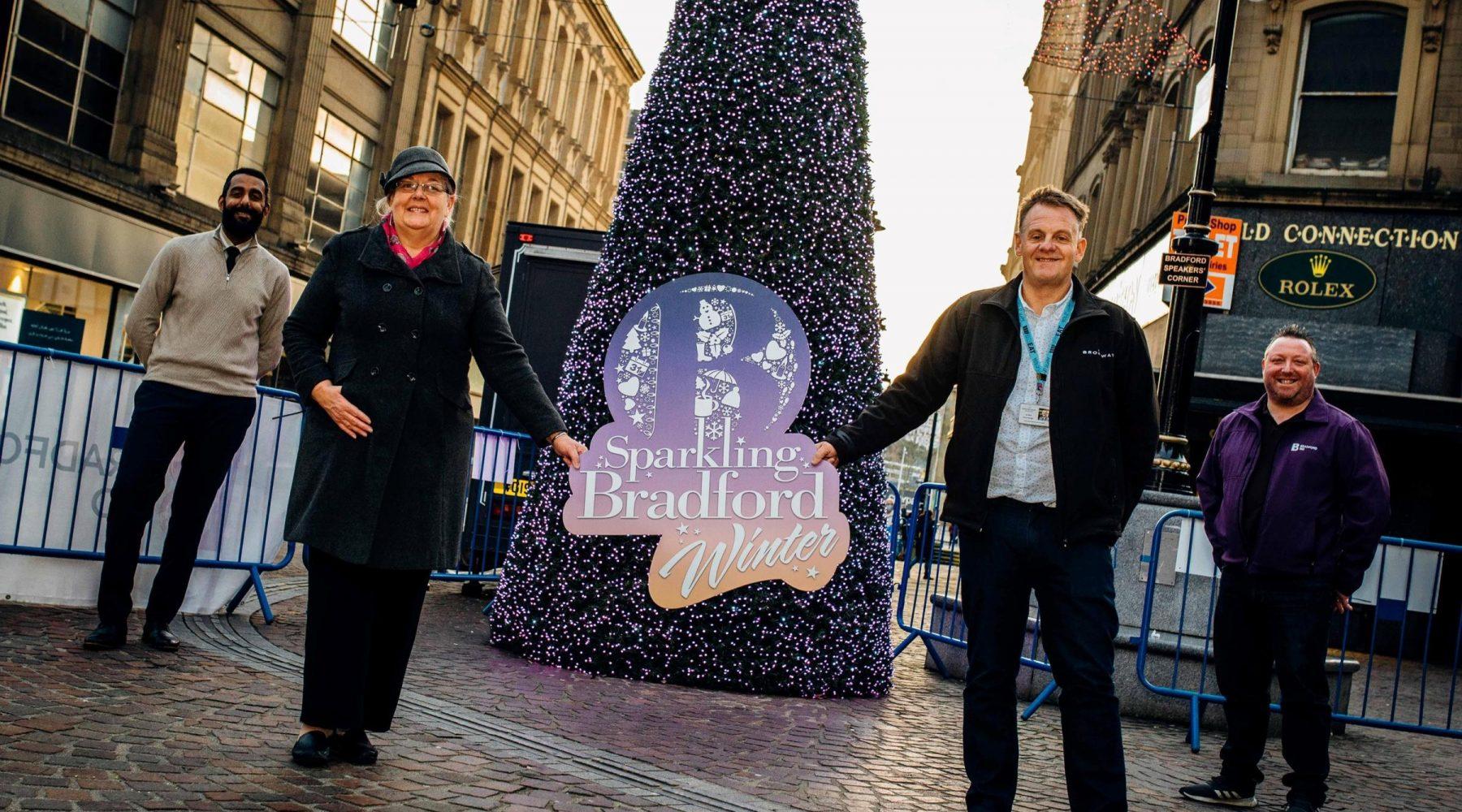 Winter campaign aims to celebrate success in Bradford
