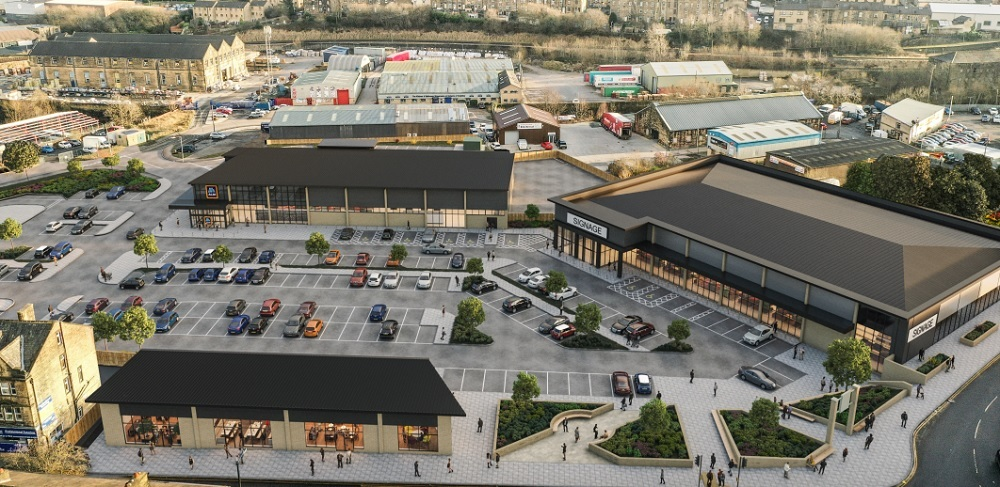 Aldi plans for Keighley town centre likely to…