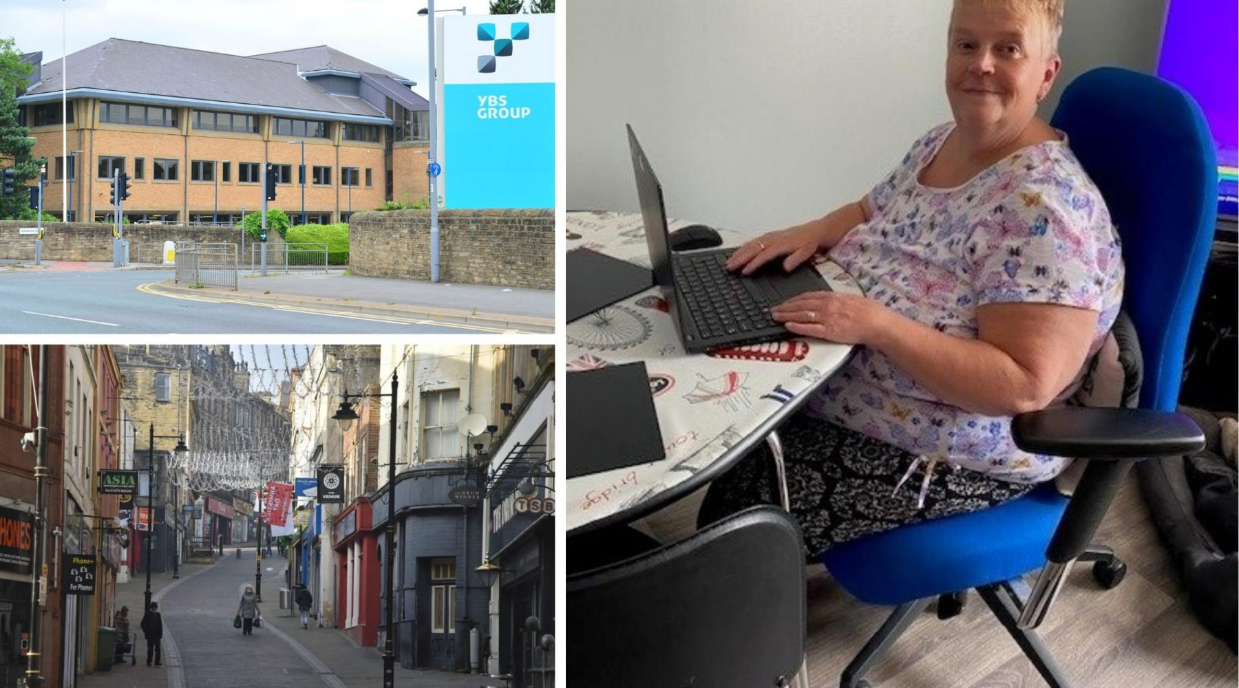 As Bradford businesses adapt to working from home,…