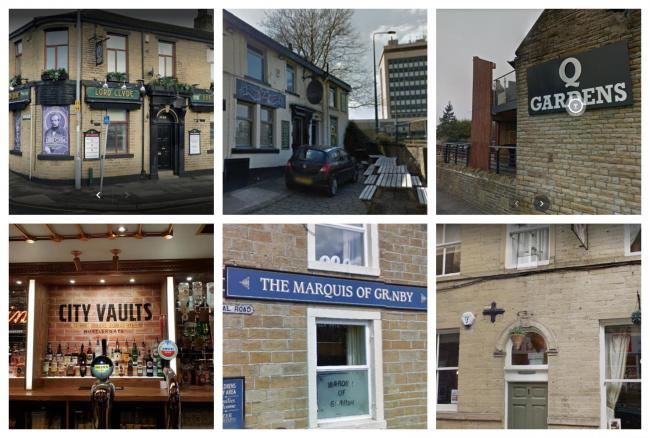 Over 50 pubs across Bradford district to open…