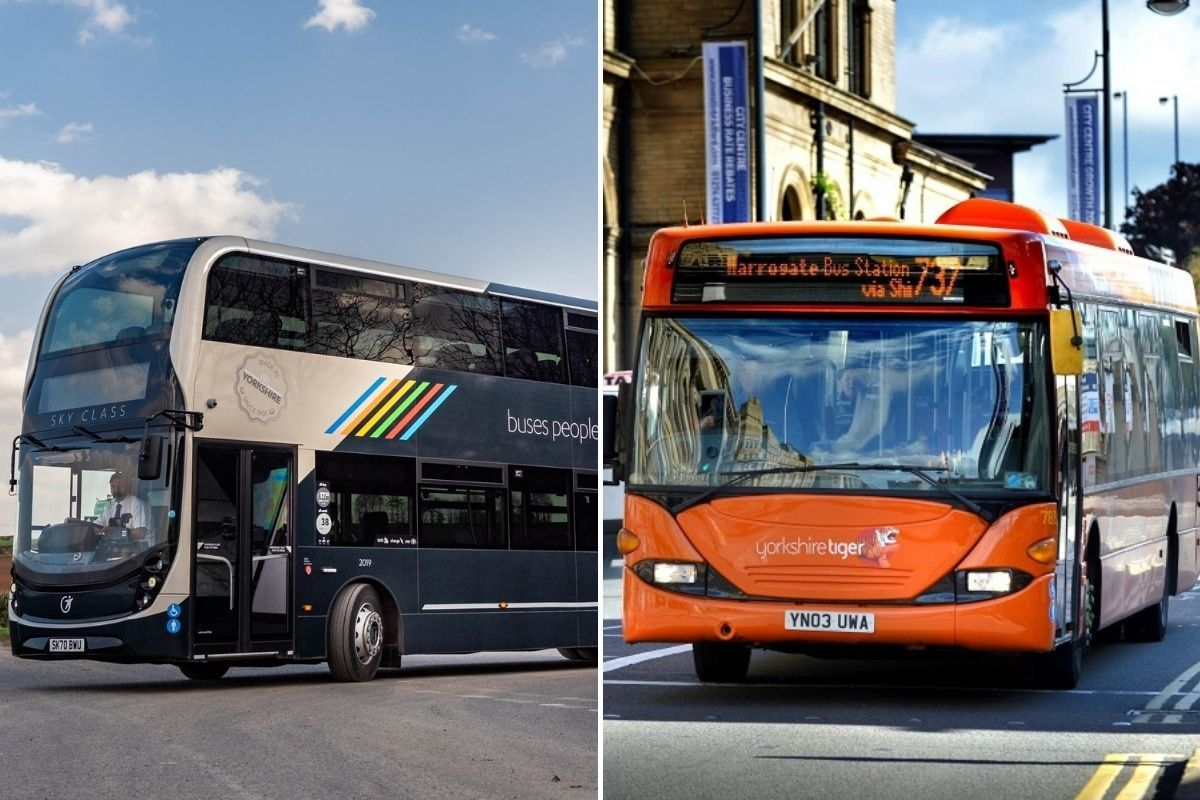 Transdev takes over Yorkshire Tiger buses in West…
