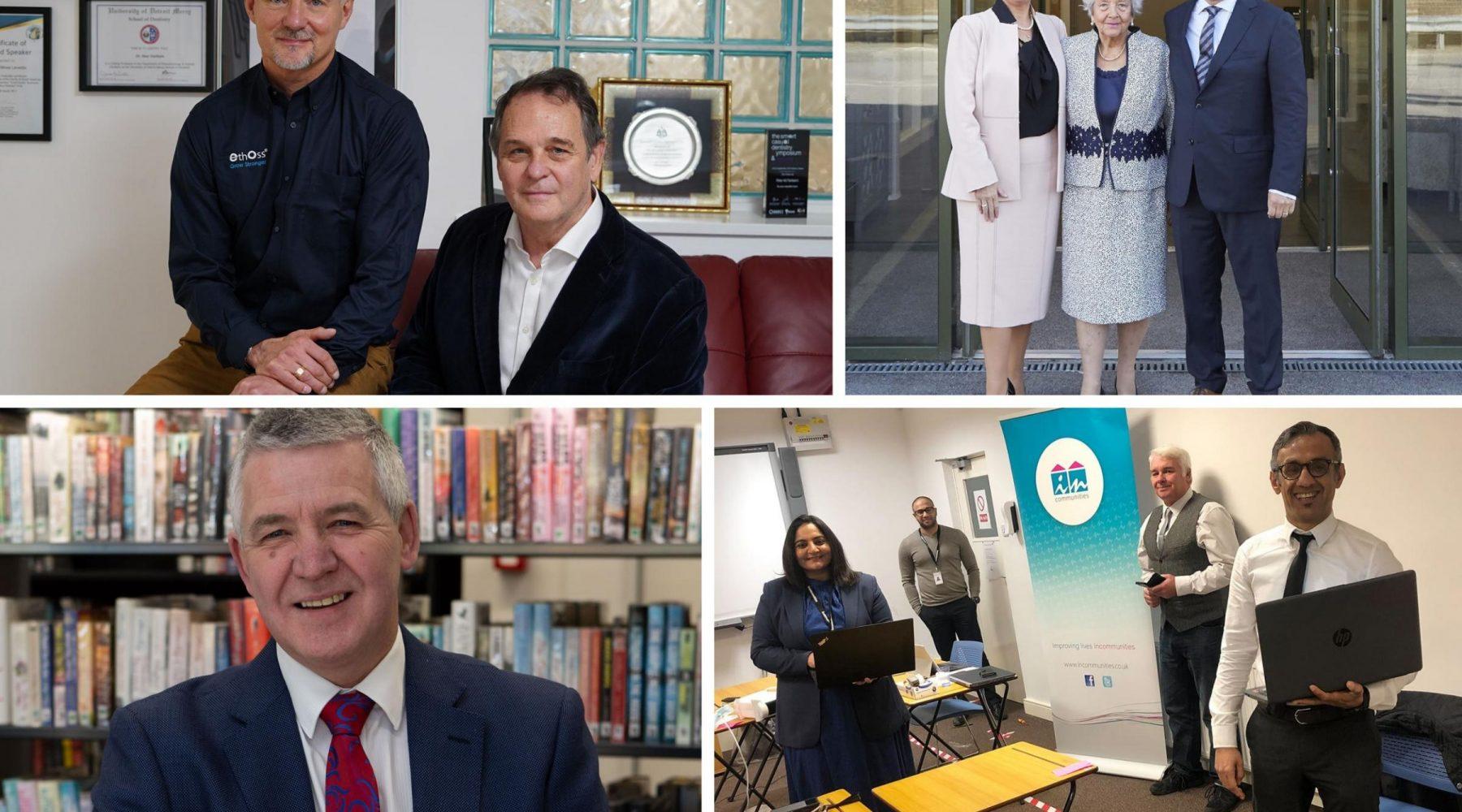 Royal treatment as four Bradford district firms win…