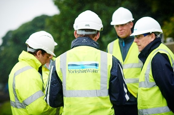 Yorkshire Water trials new technology aimed at reducing…