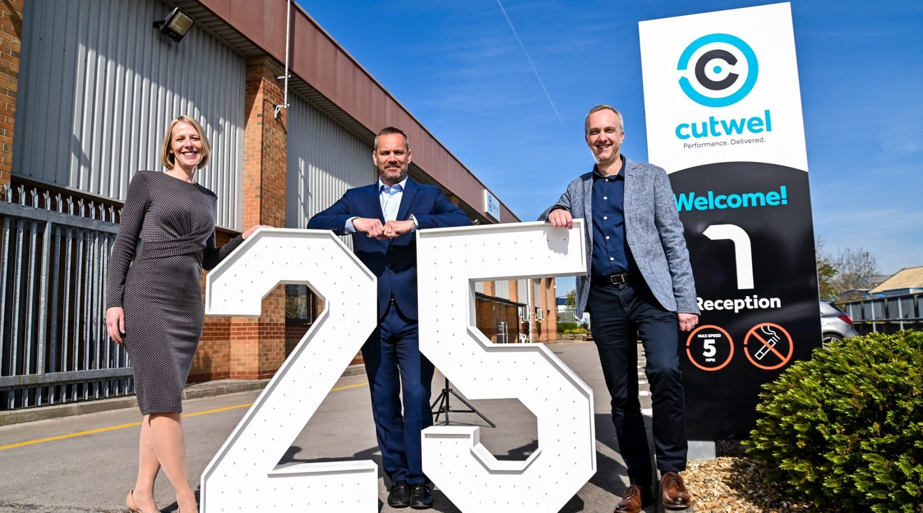 Tooling supply firm marks 25 years with rebrand