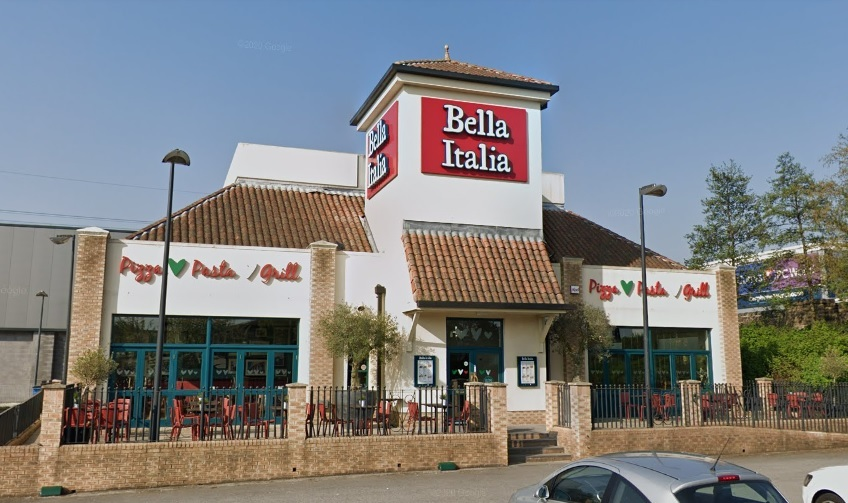 Taco Bell set to open at former Bella…