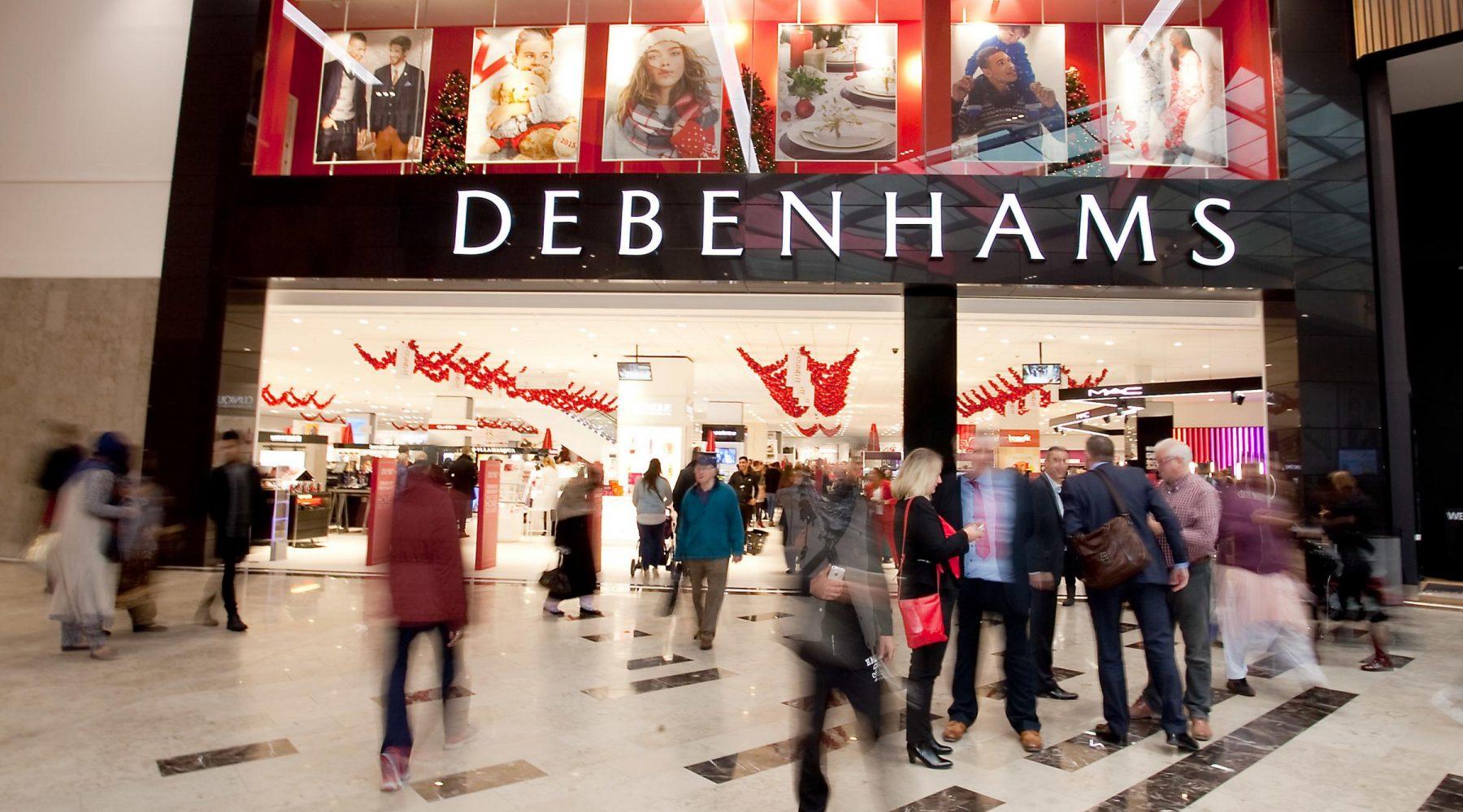 Debenhams to shut up its Bradford shop