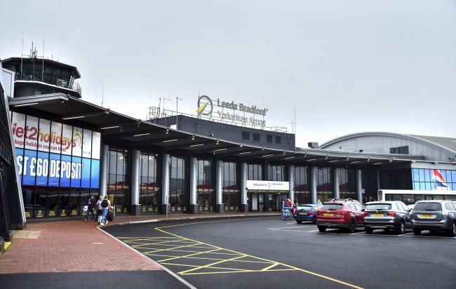 More than 100 Leeds Bradford Airport jobs at…