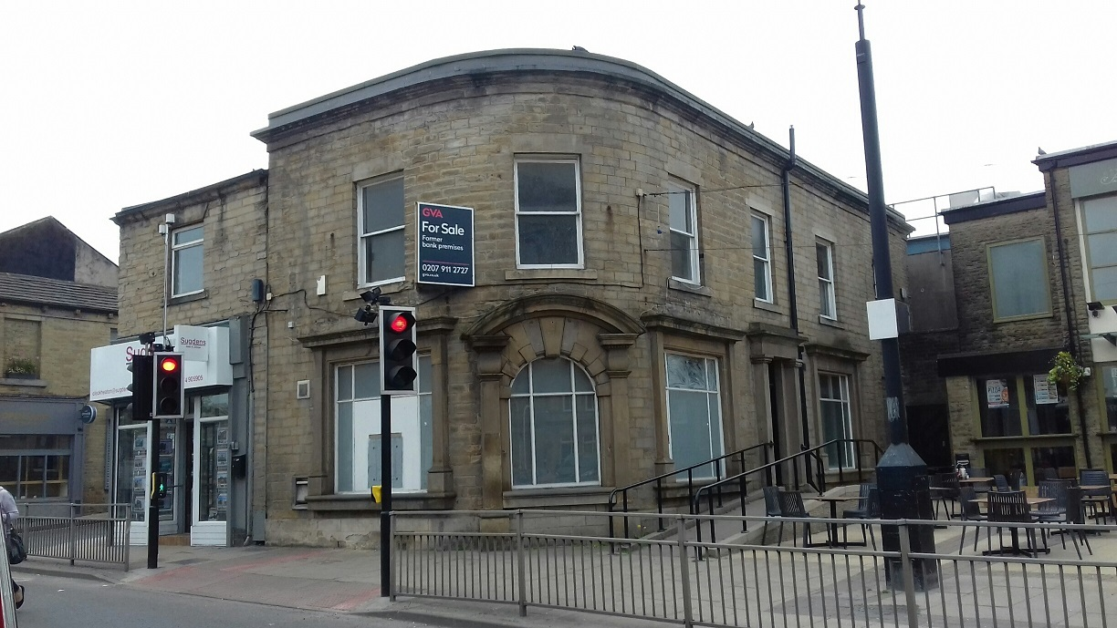 Pizza takeaway plan for former NatWest bank building