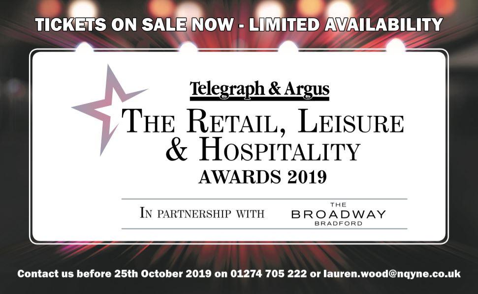 RLH Awards – Tickets