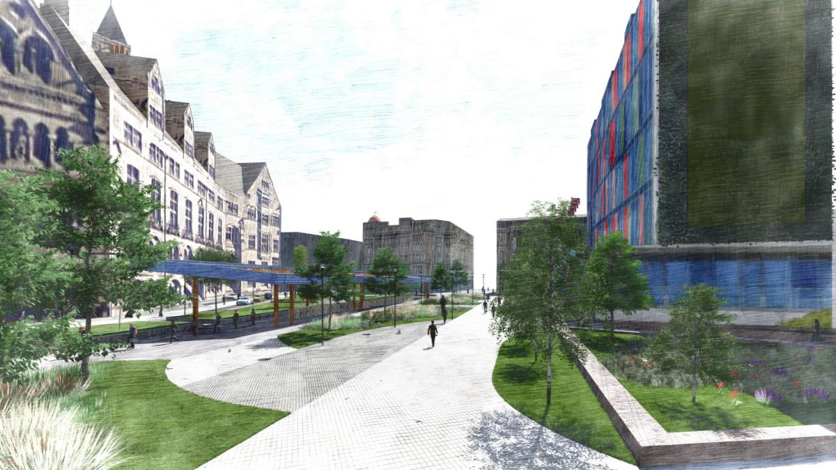Public consultation extended on Bradford's £80 million Transforming…